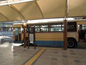 西山天王山バス