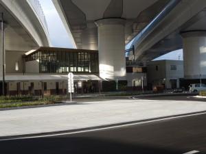 西山天王山駅