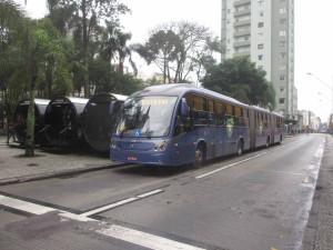 BRT(クリチバ・ブラジル)