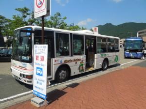 万願寺バス