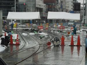 富山駅整備