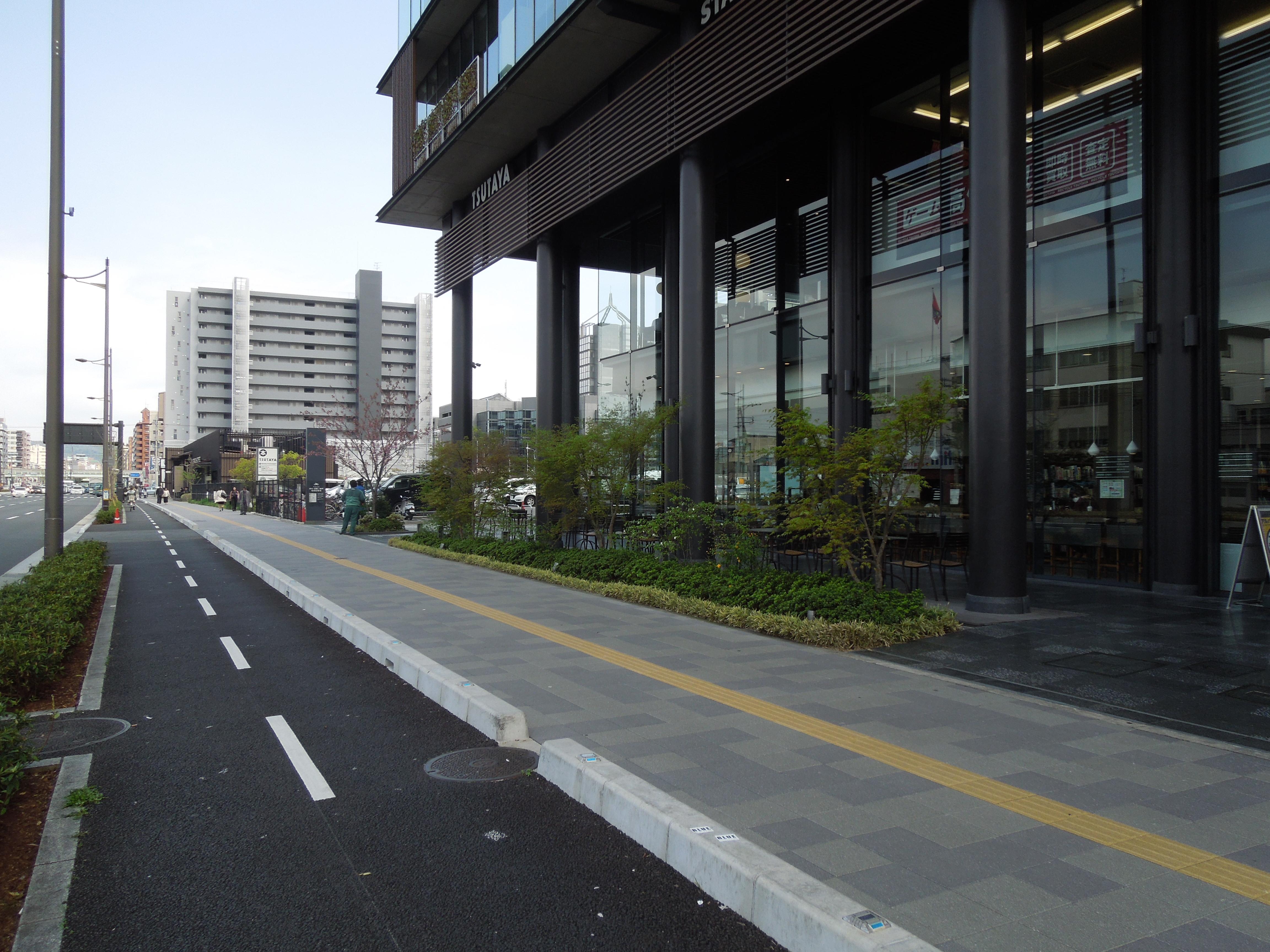 五条七本松(リサーチパーク前 ... : 大宮 自転車置き場 : 自転車の